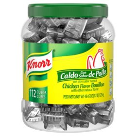 Knorr Cube Chicken Flavor Bouillon (112 ct.)