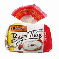 Thomas Plain Bagel Thins (8 ct., 13 oz.)