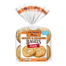 Thomas' Nooks & Crannies Bagels (8 ct., 21 oz.)