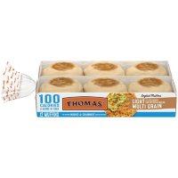 Thomas' Light Multigrain English Muffins (24oz)