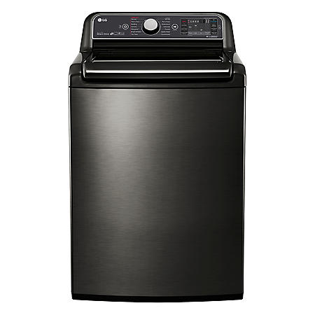 LG 5.2 cu. ft. Top Load Washer with Turbowash Technology