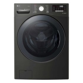 LG - WM3900 - 4.5 Cu Ft Capacity Smart Wi-Fi Enabled Front Load Washer with TurboWash360 - (Choose Color)