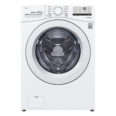 LG 4.5 cu. ft. Front Load Washer