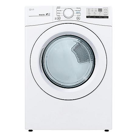 LG 7.4 cu. ft. Front Load Dryer