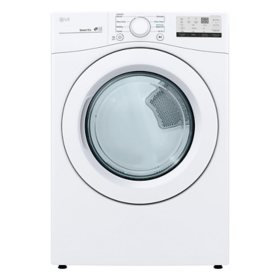 LG 7.4 cu. ft. Front Load Dryer