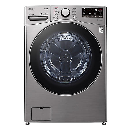 LG Ultra Capacity Front Load Washer - Choose Color