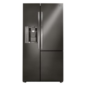 LG - 26 cu. ft. Side-by-Side Refrigerator with Door-in-Door - LSXS26366 - (CHOOSE: Color)