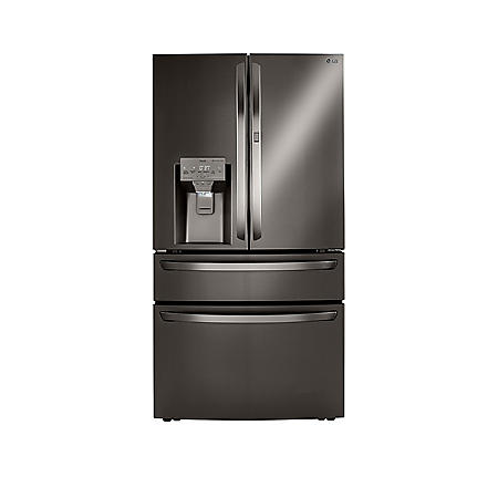 LG 30 Cu. Ft. French Door Refrigerator with Craft Ice Maker