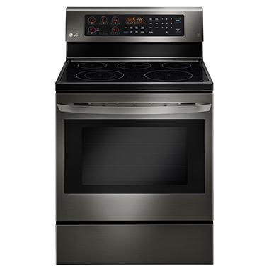 Electric Ranges - Sam\'s Club
