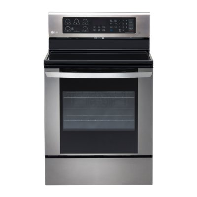 Single Oven Electric Range With EasyClean   LRE3061ST