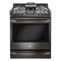 LG 6.3 cu. ft. Slide-In Gas Range with ProBake Convection