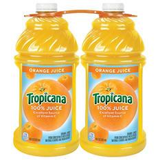 Tropicana 100% Orange Juice - 96 fl. oz. - 2 ct.