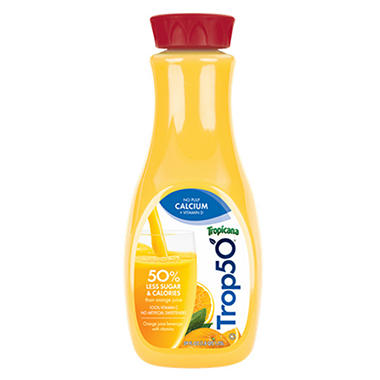 Tropicana 50 Orange Juice - 59 fl. oz.