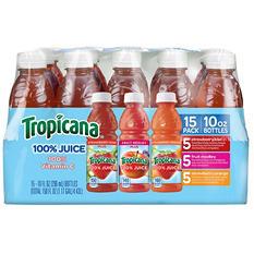 Tropicana Juice Blends - 10 oz. bottles - 15 pk.