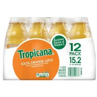 Tropicana Orange Juice (15.2 oz., 12 pk.)