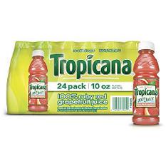 Tropicana Ruby Red Grapefruit - 24/10 oz.