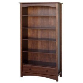 DaVinci MDB Bookcase (Choose Your Color)