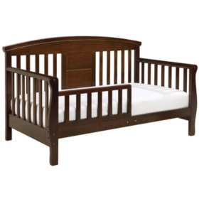 DaVinci Elizabeth II Toddler Bed, Espresso