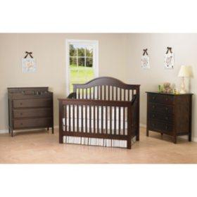 DaVinci Jayden 4-in-1 Convertible Crib (Choose Your Color)