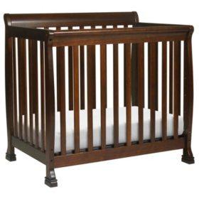 DaVinci Kalani 2-in-1 Mini Crib and Twin Bed (Choose Your Color)