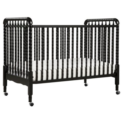 DaVinci Jenny Lind Stationary Crib, Ebony