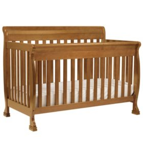 DaVinci Kalani 4-in-1 Convertible Crib (Choose Your Color)