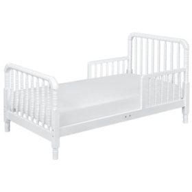 DaVinci Jenny Lind Toddler Bed, White