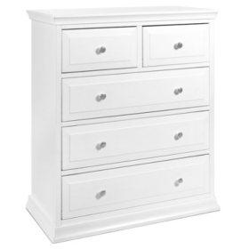 DaVinci Signature 5-Drawer Dresser (Choose Your Color)