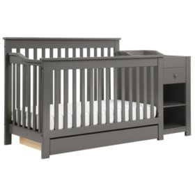 DaVinci Piedmont 4-in-1 Crib and Changer Combo (Choose Your Color)