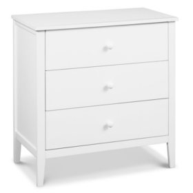 Carter's by DaVinci Morgan 3-Drawer Dresser (Choose Your Color)