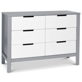 Carter's by DaVinci Colby 6-Drawer Dresser (Choose Your Color)