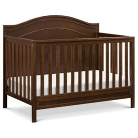 DaVinci Charlie 4-in-1 Convertible Crib (Choose Your Color)