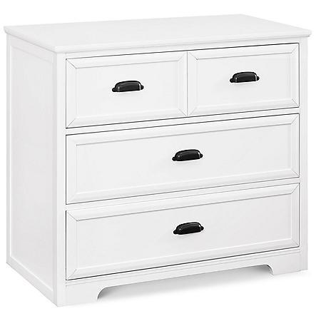 DaVinci Charlie Homestead 3-Drawer Dresser (Choose Your Color)