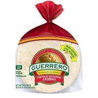 Guerrero Caseras Fajita Flour Tortillas (20 ct., 22.5 oz.)