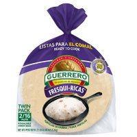 Guerrero Fresqui-Ricas Flour Tortillas (21.33 oz./2 pk.)