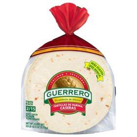 Guerrero Soft Taco Flour Tortillas (62.5 oz., 2 pk.)