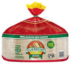Guerrero White Corn Tortillas (110 ct.)