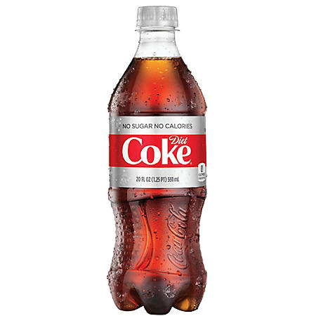 Diet Coke (20 fl. oz., 24 pk.)