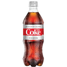 Diet Coke (20 oz. bottles, 24 pk.)