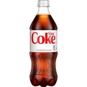 Diet Coke (20 fl. oz., 24 pk.)