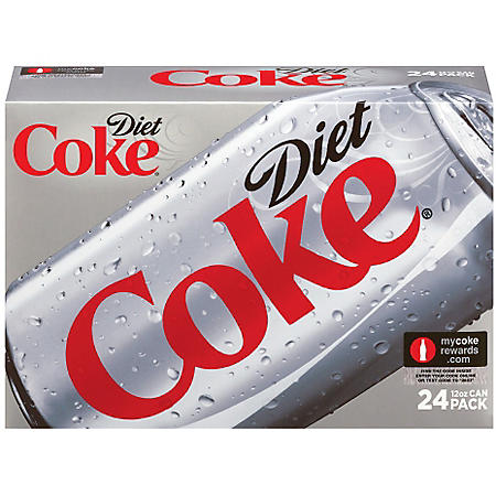 Diet Coke (12oz / 24pk)