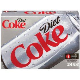 Diet Coke (12oz / 24pk)