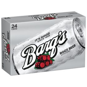 Barq's Root Beer (12oz / 24pk)