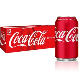 Coca-Cola (12 fl. oz., 12 pk.)