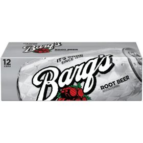Barq's Root Beer (12 oz. cans, 12 pk.)
