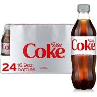 Diet Coke (16.9oz / 24pk)