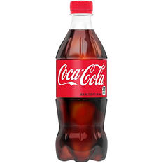 Coca-Cola (20 oz. bottle)