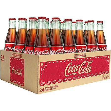 Coca-Cola de Mexico (12oz / 24pk)
