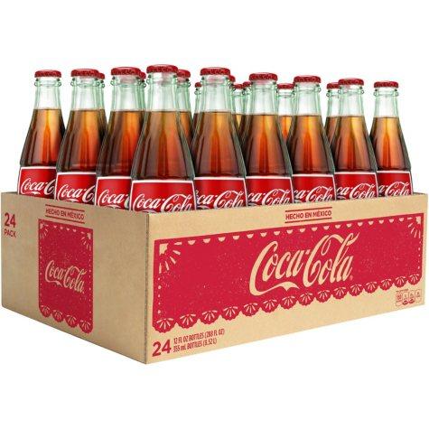 Coke Classic (355mL bottles, 24 pk.)