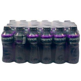 Powerade Sports Drink Grape (20oz / 24pk)
